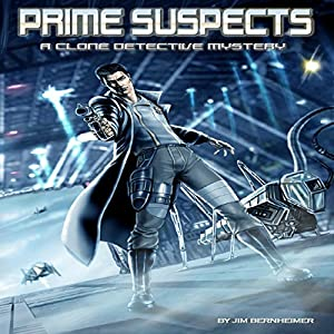 Prime Suspects Audiobook