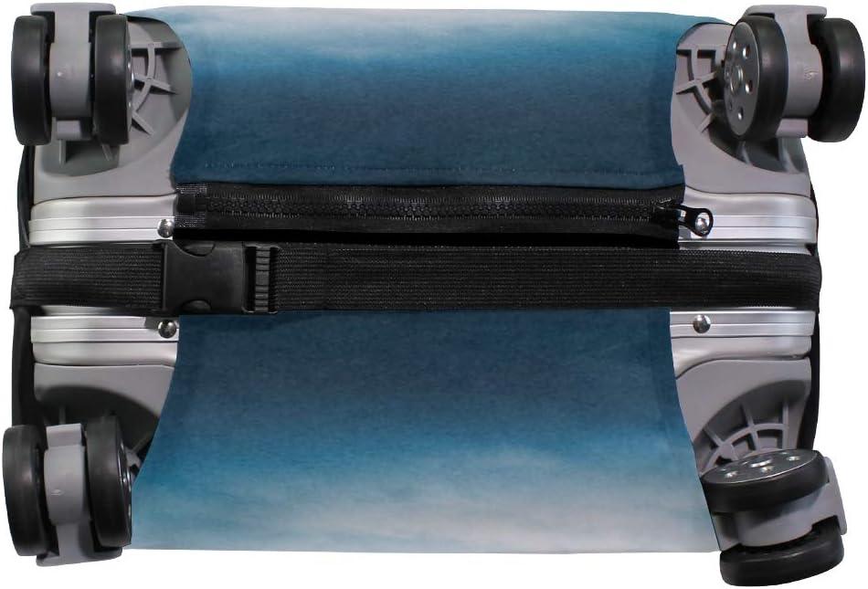 MALPLENA Blue Sky Luggage Protector Luggage Cover Suitcase Cover