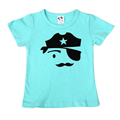 36a3ab241 Amazon.com  Baby Shirt for 2-7 Years Old