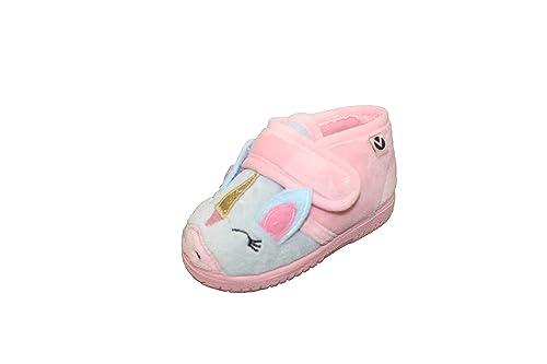 Victoria Bota Velcro Animales, Zapatillas Unisex para Niños: Amazon.es: Zapatos y complementos