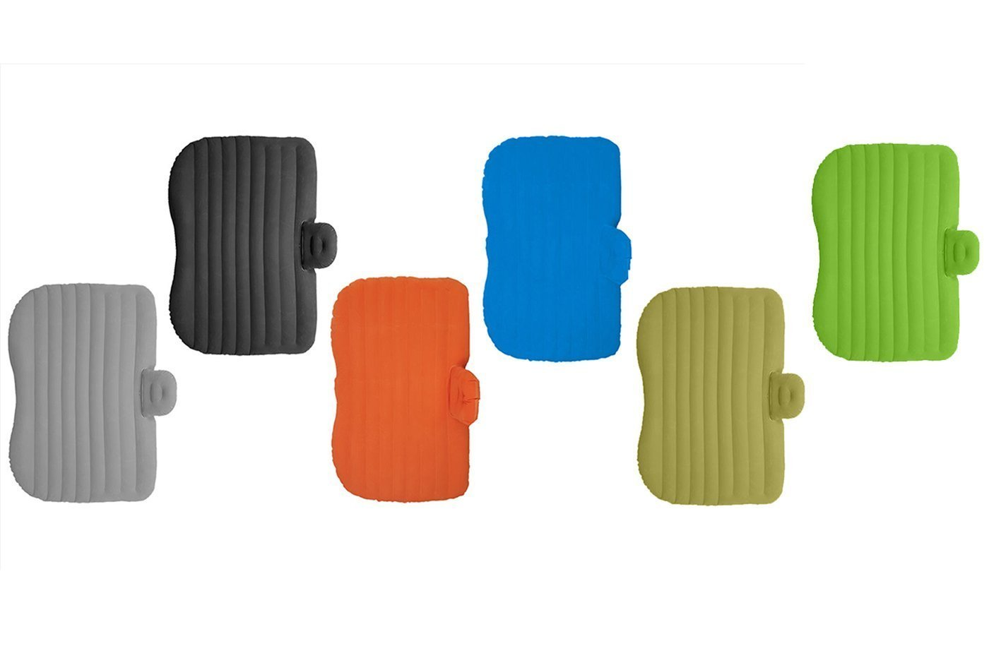 Aufblasbares Matratzenset mit Kissen für das Auto, mit elektrischer Luftpumpe Tempo di Saldi® BES-21651