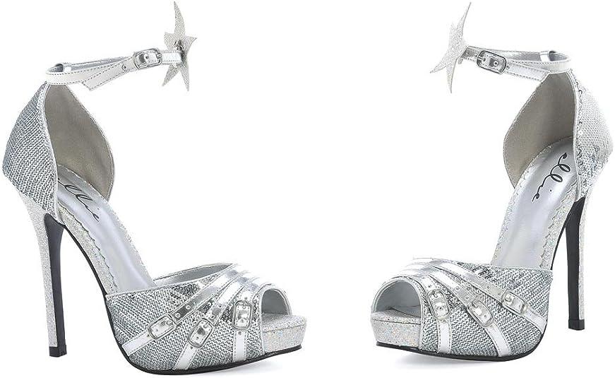 Ellie Shoes Women's 5 Inch Heel Sandal