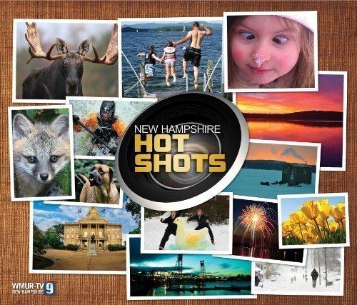 Hot Shots!: New Hampshire Book & (Wmur)