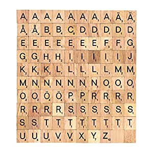 Swedish language brand new complete set wooden for Amazon sweden office