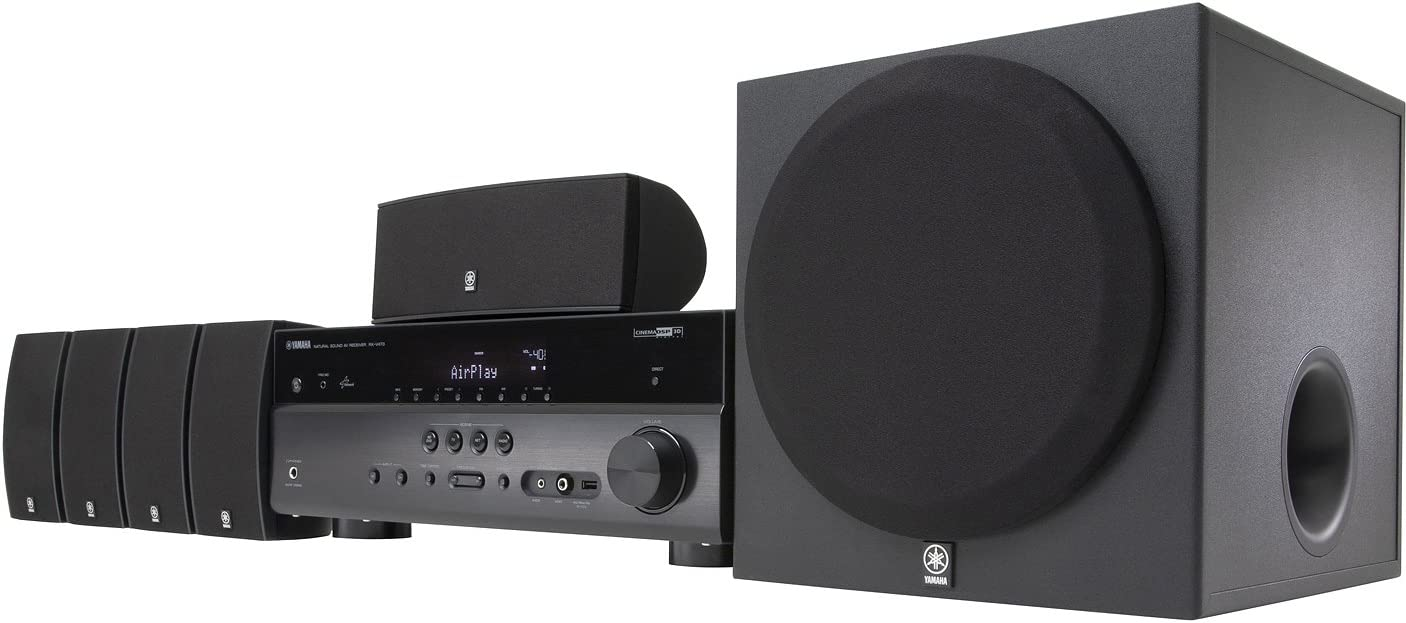 Top 10 Best Home Theater System Reviews in 2020 6