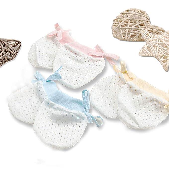 1ea3c8ffa Amazon.com  Breathable Newborn Baby Mittens