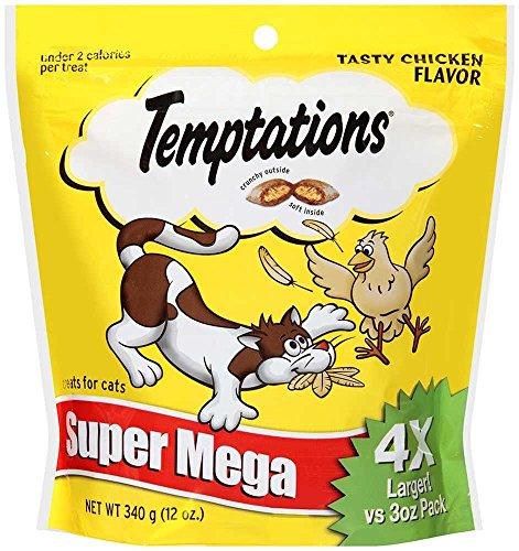 TEMPTATIONS Tasty Chicken Super Mega 3-Pack