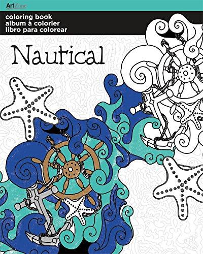 Nautical Coloring Book