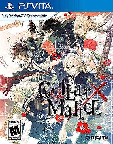 Collar X Malice – PlayStation Vita