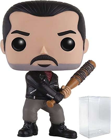 Amazon.com: Funko POP. TV: The Walking Dead – negan # 390 ...