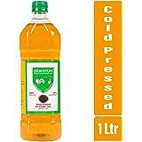 Gramiyum Cold Pressed Gingelly/Til/Sesame oil (Kachi Ghani/Wooden Chekku) - 1000ml