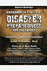 Handbook to Practical Disaster Preparedness for the Family, 3rd Edition Paperback