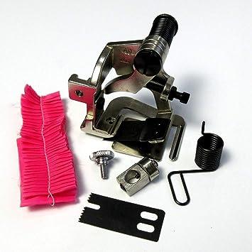 Ruffler - Prensatelas de fijación #G9E para máquinas de coser ...