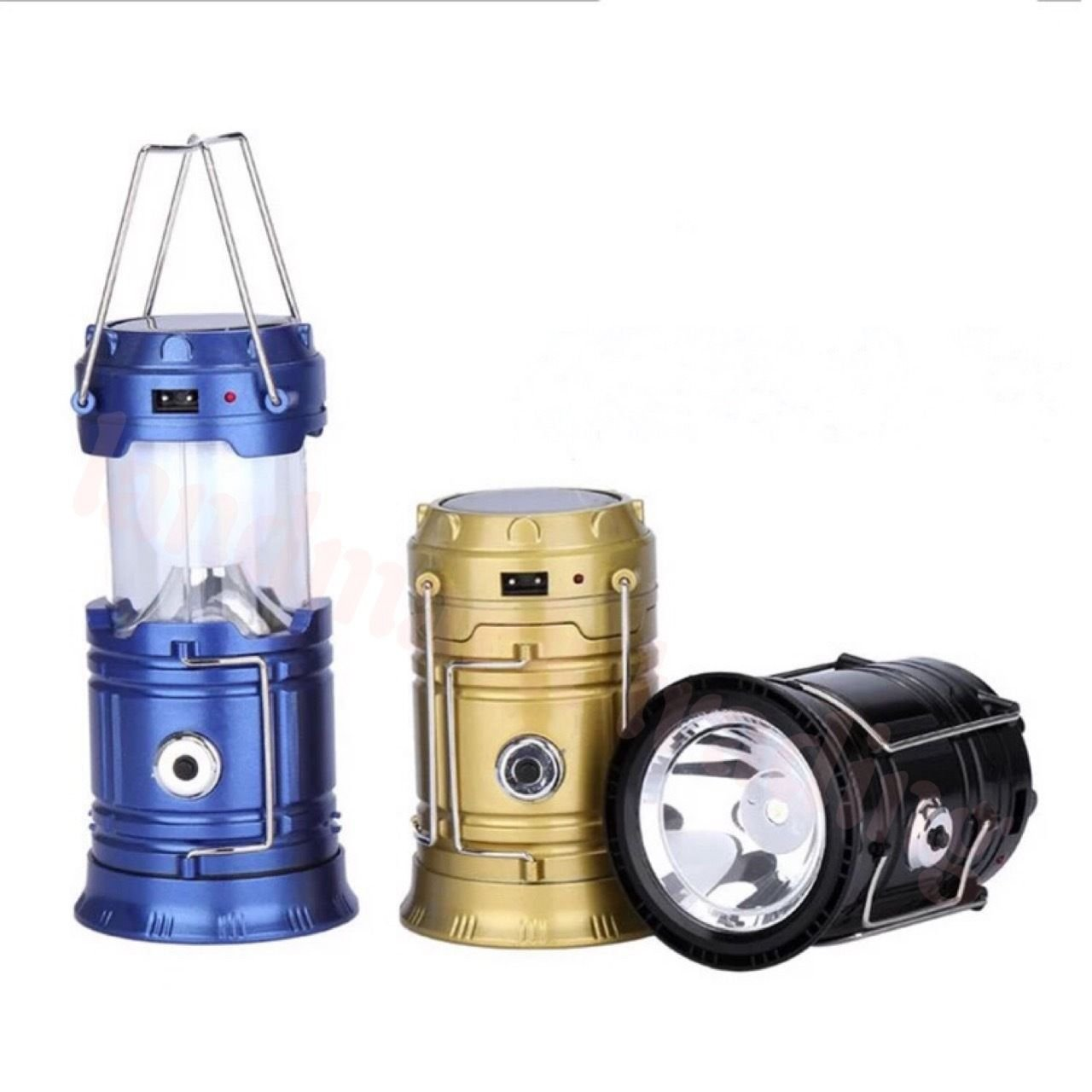 Buy Royals Senbei XF 5800T 6 + 1 LED Solar Emergency Light Lantern ...