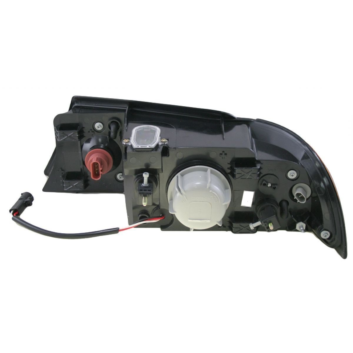 Country Coach Allure 2005-2009 RV Motorhome Right (Passenger) Replacement Front Headlight with Bulbs