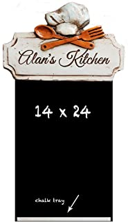 product image for Kitchen Chef Personalized Chalkboard