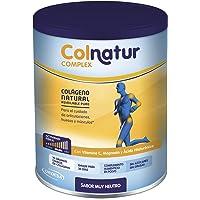 Colnatur Complex - Colágeno Natural Para Músculos y Articulaciones, Vitamina C, Magnesio y Ácido Hialurónico, Sabor…