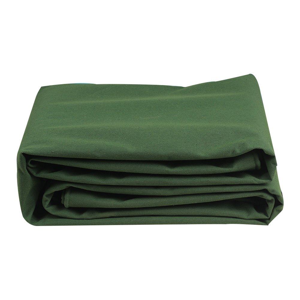 Vert 2 X 3M WQQTT-Tarpaulin BÂche Lourde Verte, Couverture de Piscine ou de Piscine Tissu imperméable épaissi (Couleur   Vert, Taille   2 X 1.5M)