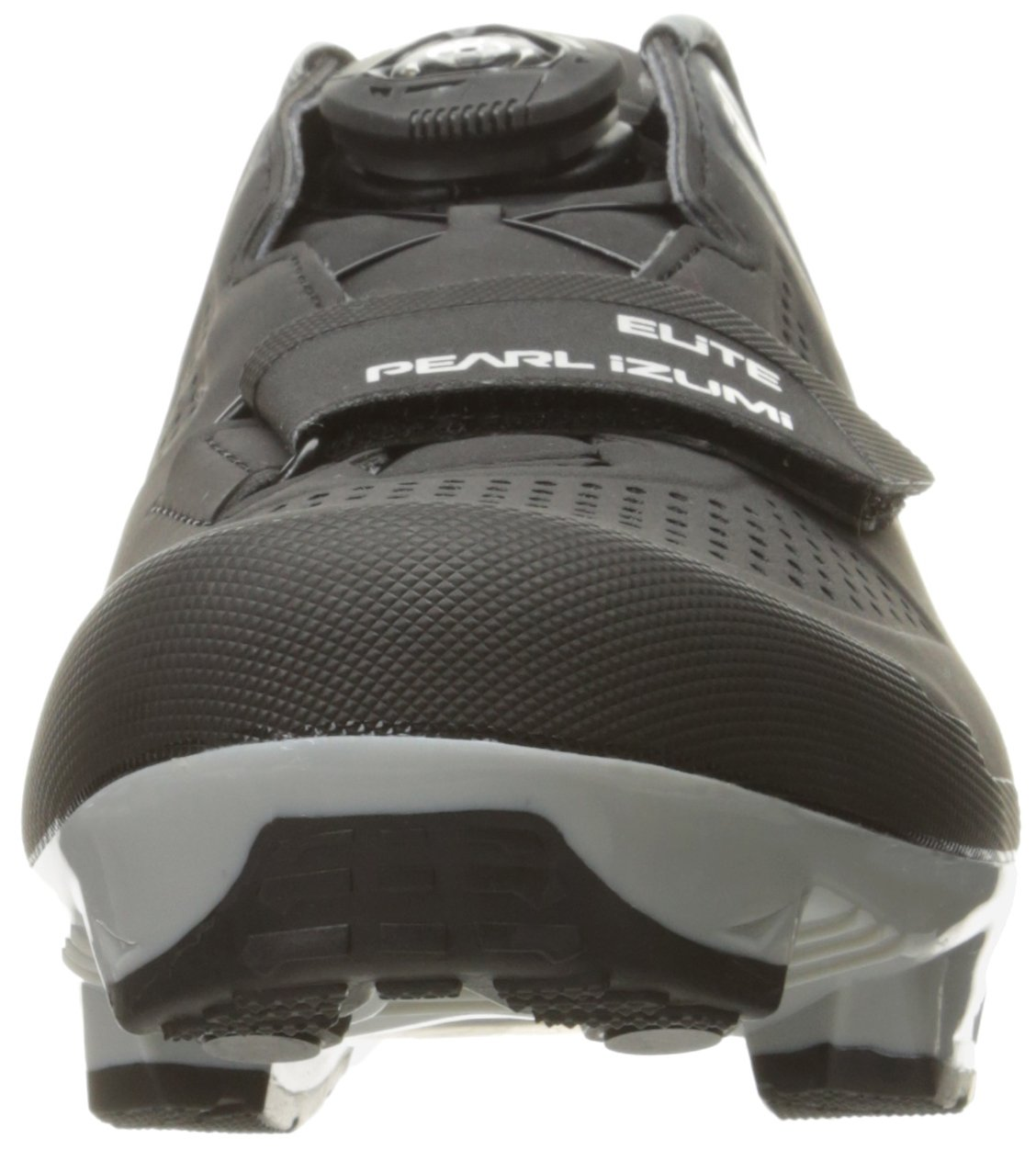 Pearl Izumi Women's w x-Project Elite Cycling Shoe, Black/Monument Grey, 40 EU/8.4 B US by Pearl iZUMi (Image #4)