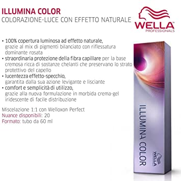 Wella is no 10/Illumina Rben: Amazon.de: Beauty