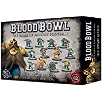 "Games Workshop 99120905001"" The Dwarf Giants Blood Bowl Team"