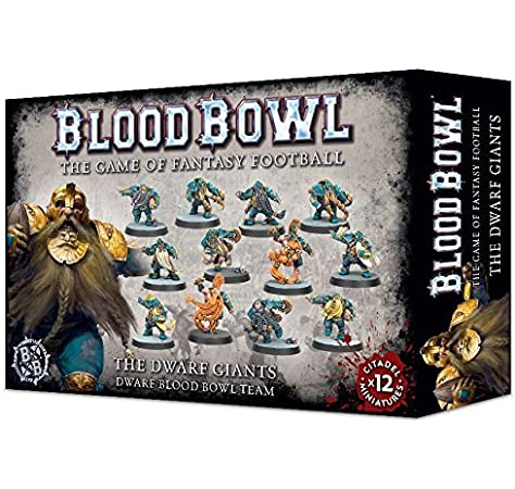 THE DWARF GIANTS BLOOD BOWL TEAM: Amazon.es: Juguetes y juegos
