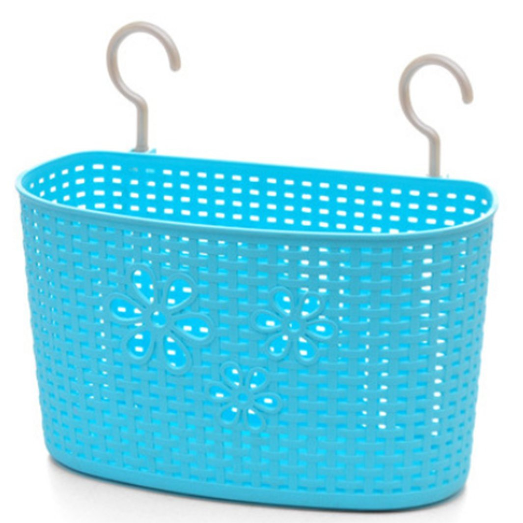 Amazon.com: Storage Basket Plastic,Freedi Bathroom Kitchen Hanging ...