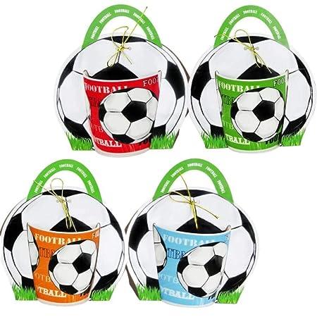 Lote de 20 Tazas Fútbol en Bolsa de Regalo - Originales y ...