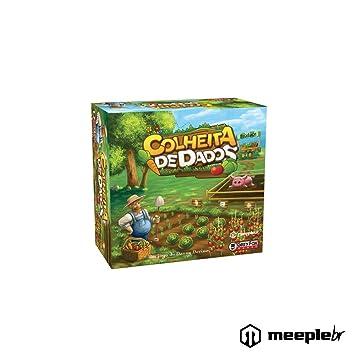 Grey Fox Games Harvest Dice: Amazon.es: Juguetes y juegos