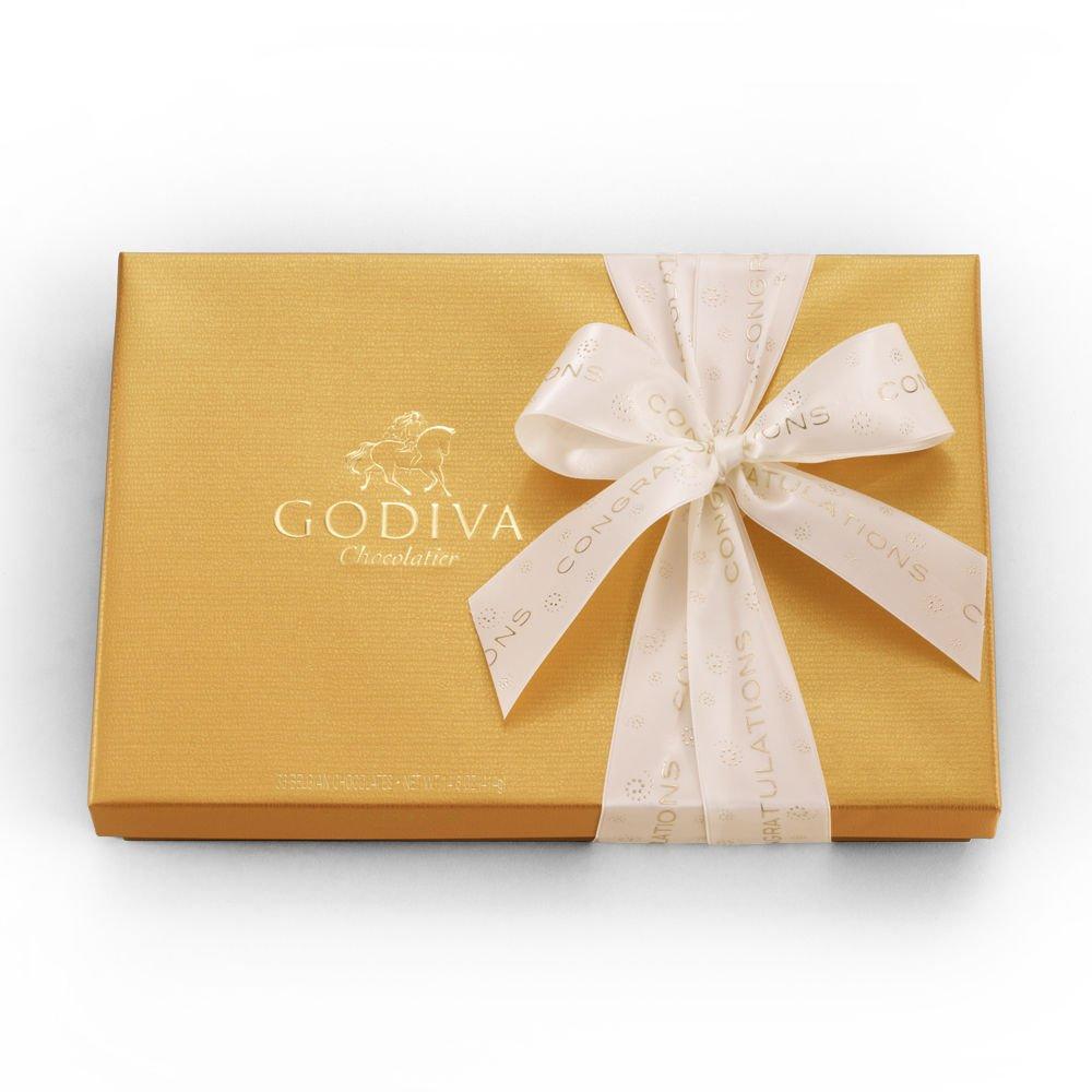 Amazon Godiva Chocolatier Assorted Chocolate Gold Gift Box
