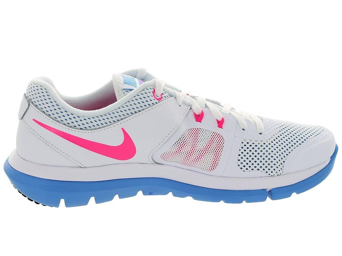 Nike 642767 101 - Zapatos para mujer, color blanco, talla 36: Amazon.es: Zapatos y complementos