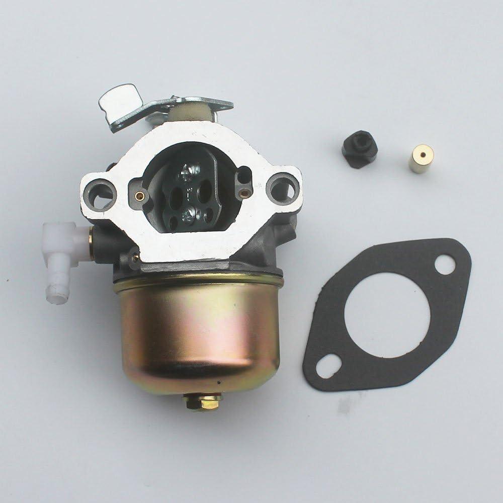 KIPA Carburetor for Briggs /& Stratton 497581 495782 494894 495784 494881 495778 494883 698171 697594 692684 Walbro LMT91 LMT-91 LMT 91 Lawn Boy LT10 LT12.5 Toro 10-32XL 71140 71200 Mower with Gasket