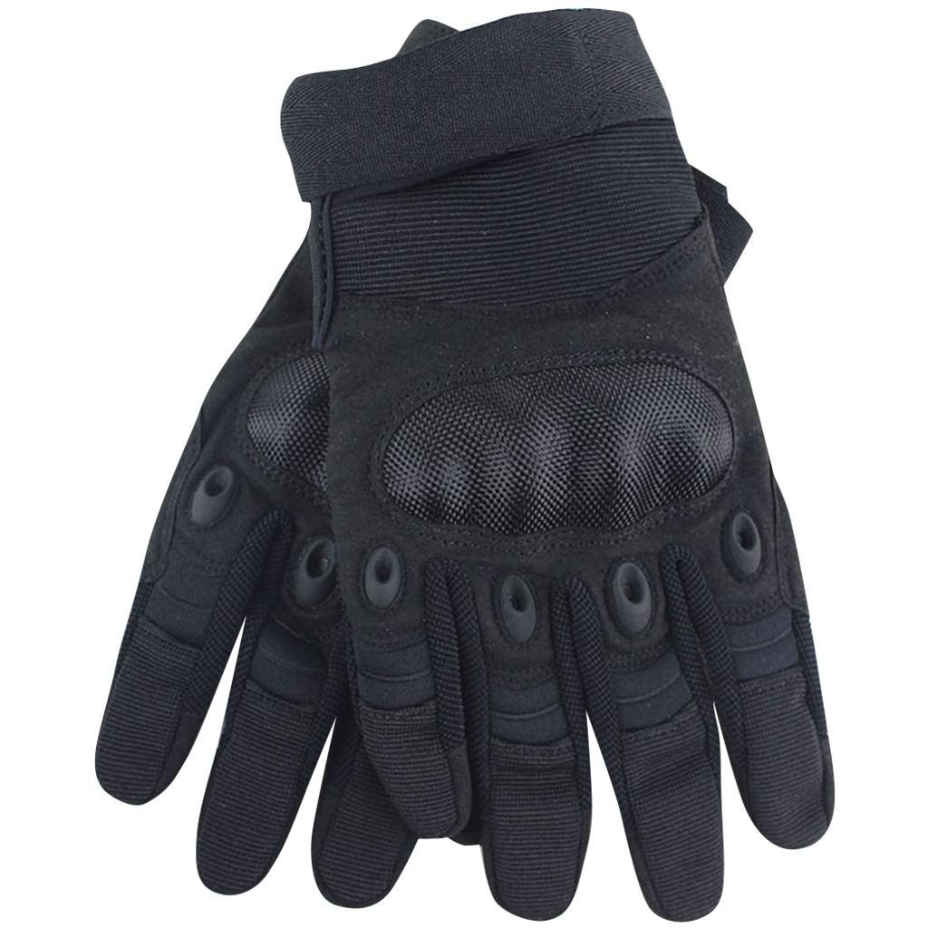Men Cycling Gloves Winter Outdoor Warm Army Military Tactical Motorcycle Gloves Hongying Trading Co.  LTD