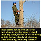 Boaton Hunting Safety Harness, Tree Climbing