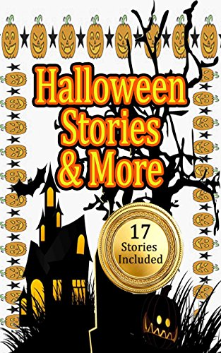 Halloween Stories and More: Stories for Kids to Read Around Halloween (Halloween Animal Party Story, Birds, Ducks, Critter Friends) -