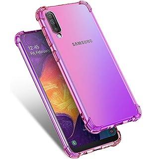 Amazon.com: Galaxy A50 Case Soft Silicone Cute Cartoon ...