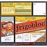 Calendrier d'organisation familiale FrigoBloc 2017 - S'organiser n'a jamais été aussi simple ! (P.BAC FRIGOGAMM)