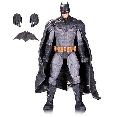 DC Collectibles DC Comics Designer Series: Lee Bermejo Batman Action Figure: Toy: Toys & Games