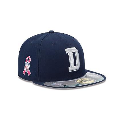 6b939ed49 Amazon.com   New Era Men s Dallas Cowboys BCA 59Fifty D Cap 7 ...