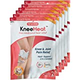 Pslove KneeHeat, Non-Medicated Heat Relief, 2ct (Pack of 6)