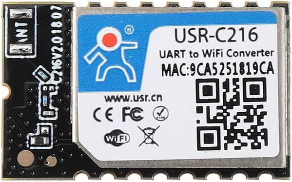 ILS - WiFi para Tipo módulo Puerto Serial Externo Antena USR ...