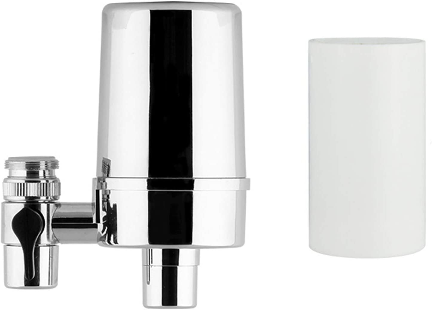 or RV Sink Monland 500 Gallons Long Life Faucet Water Filter for Contaminants Removal in Kitchen Bathroom