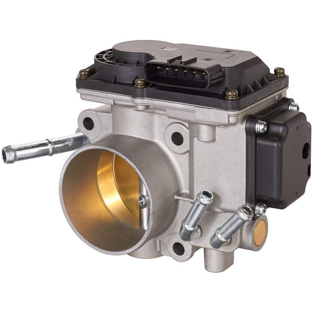 New Complete Throttle Body Assembly TB Compatible Replacement For 2007-2009 Honda CR-V CRV 16400-RZA-J01