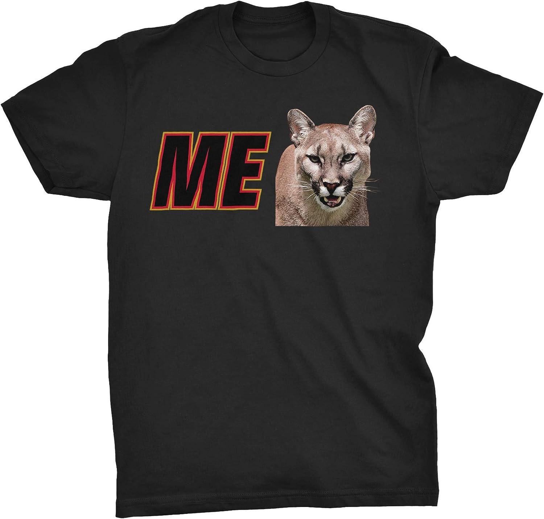 ME Cougar Sponsor - I Wanna Go Fast - Funny Movie T-Shirt