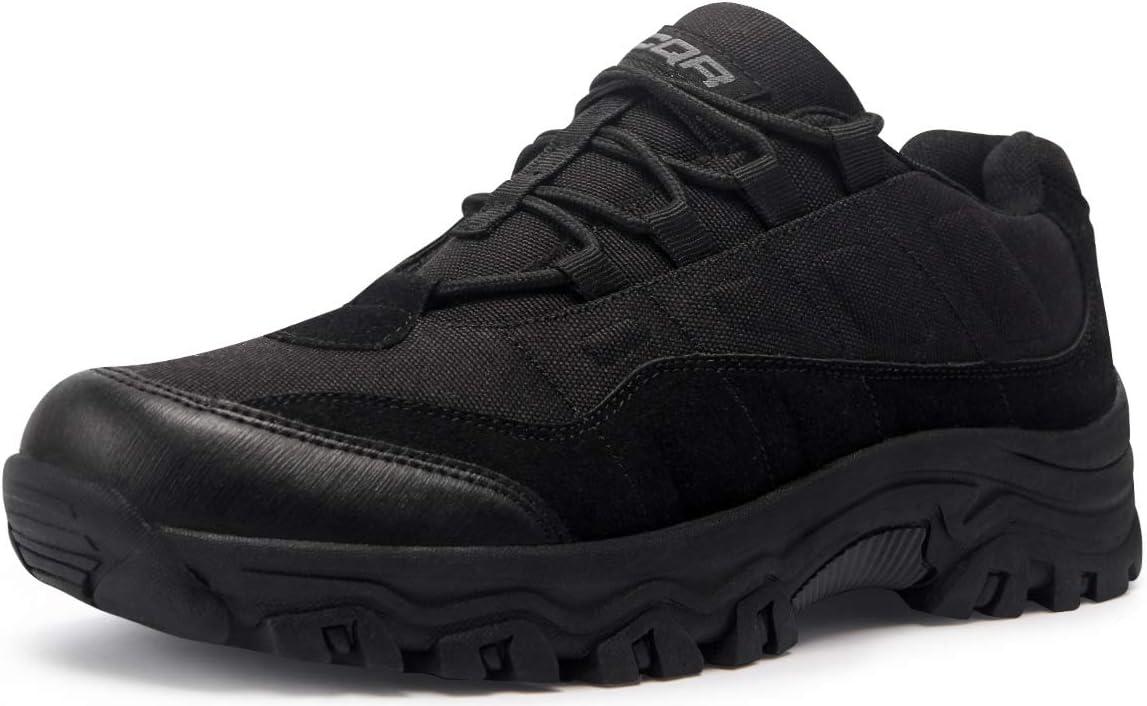 CQR Men s Outdoor Hiking Running Tactical Utility EDC Trekking Training Shoes