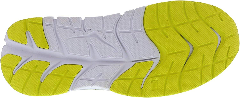 HOKA ONE ONE Mens Cavu Sulphur Spring//Anthracite Running Shoe 13 Men US
