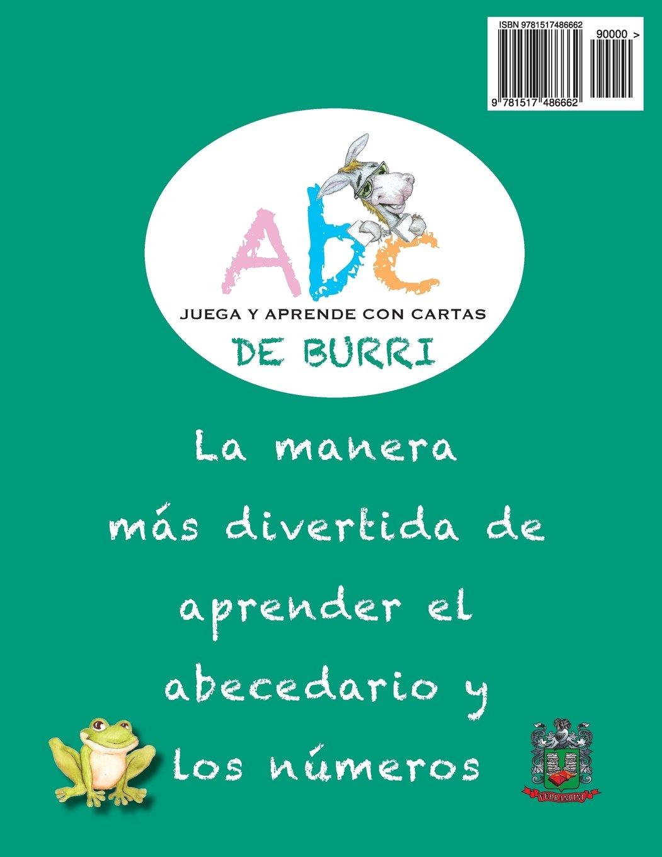 ABC Juega y aprende con las cartas de Burri: La manera más ...
