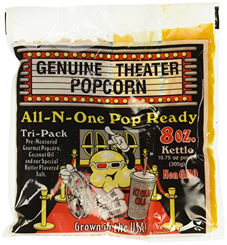 Superior Popcorn Ounce Portion Packs
