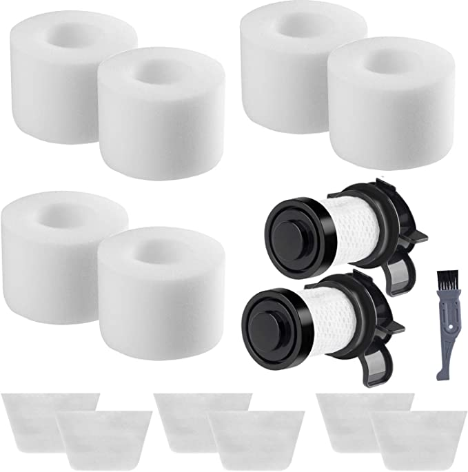Filters Fit For Shark IONFlex DuoClean Cordless Vacuums IF100,IF150,IF160 Parts