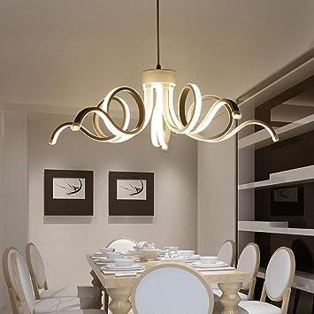 ELL Ellie Chandelier - Modern Creative Chandelier, Bedroom Lounge Dining Room, Iluminación Interior,